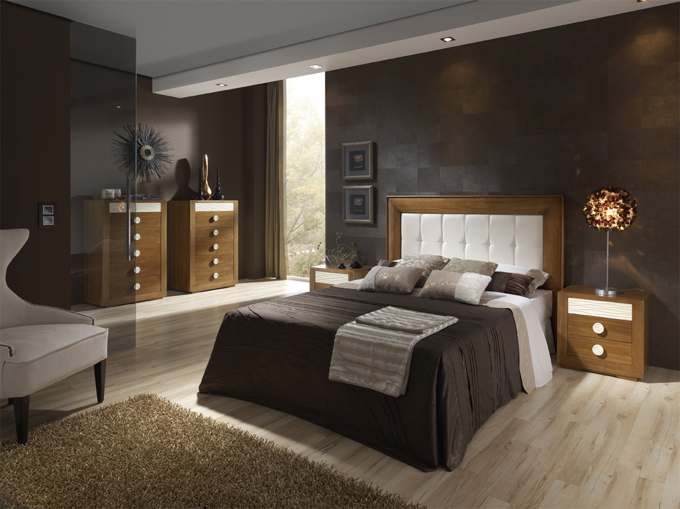 dormitorios contempor neos