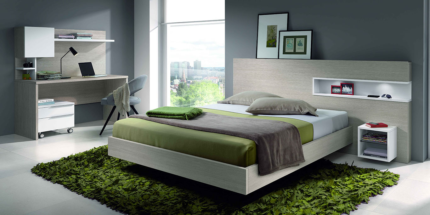 Dormitorios modernos - Dormitorios de forja modernos ...