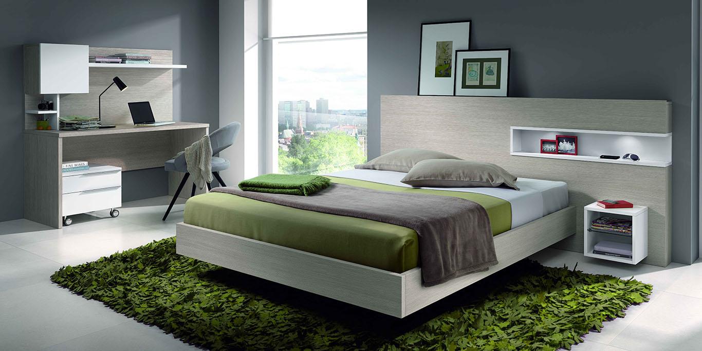 Dormitorios modernos for Espejos modernos para habitaciones